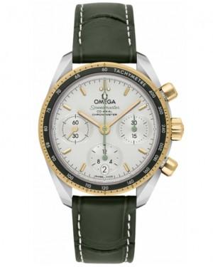 Replica Omega Speedmaster 38 Chronograph Yellow Gold 324.23.38.50.02.001