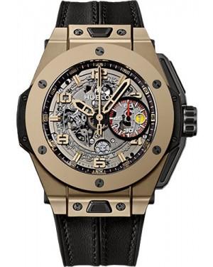 Replica Hublot Big Bang Ferrari 45mm Magic Gold 401.MX.0123.GR