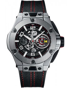 Replica Hublot Big Bang Ferrari 45mm Titanium 402.NX.0123.WR