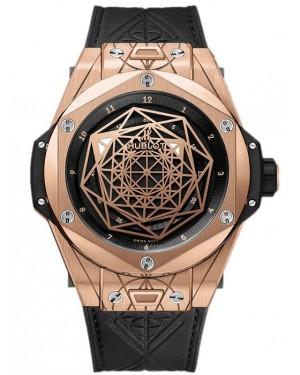 Replica Hublot Big Bang Sang Bleu Rose Gold 415.OX.1118.VR.MXM17 Watch