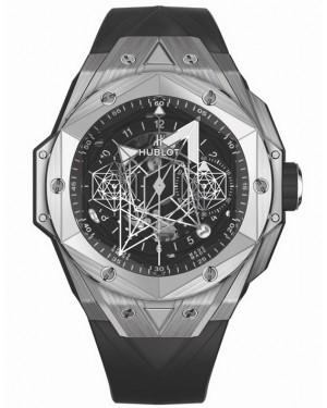 Replica Hublot Big Bang Sang Bleu II Titanium 418.NX.1107.RX.MXM19 Watch