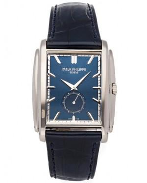 Replica Patek Philippe Gondolo White Gold 5124G-011 Watch