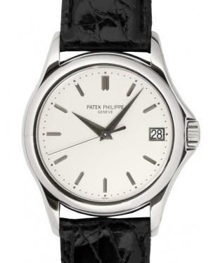 Replica Patek Philippe Calatrava White Gold 5127G-001