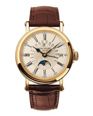 Replica Patek Philippe Perpetual Calendar Moonphase 5159J-001 Grand Complications Yellow Gold Watch