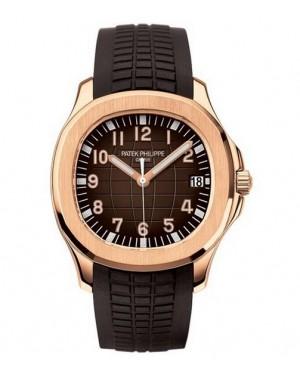 Replica Patek Philippe Aquanaut 5167R-001 Mens Rose Gold Watch