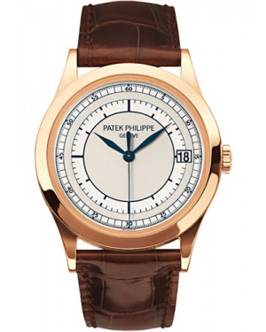 Exact Replica Patek Philippe Calatrava 5296R-001 38mm Rose Gold