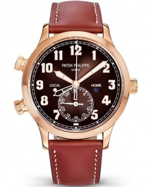 Replica Patek Philippe Calatrava Pilot Travel Time 5524R-001