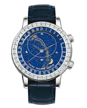 Replica Patek Philippe Grand Complications Celestial 6104G-001