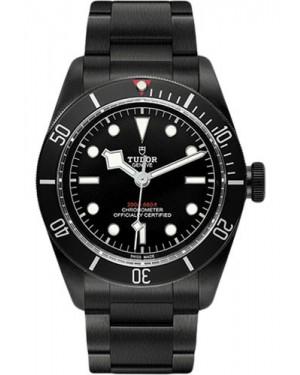 Replica Tudor Heritage Black Bay Black PVD Steel Bracelet 79230DK