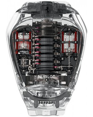 Replica Hublot MP-05 LaFerrari Sapphire Limited Edition 905.JX.0001.RT