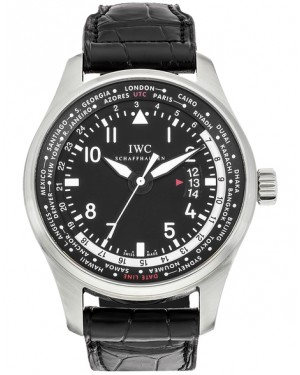 Replica IWC Pilots Worldtimer IW326201