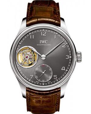 Replica IWC Portuguese Tourbillon Hand-Wound IW546301