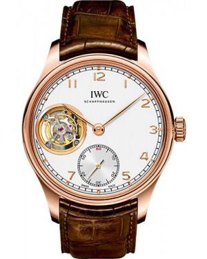 Replica IWC Portuguese Tourbillon Hand-Wound IW546302