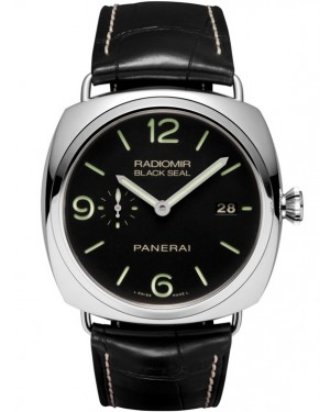 Replica Panerai Radiomir Black Seal 3 Days Steel PAM00388