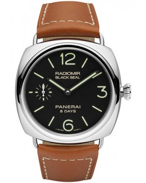 Replica Panerai Radiomir Black Seal 8 Days PAM00609