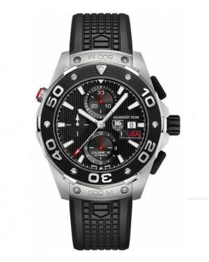 Exact Replica TAG Heuer Aquaracer 500M Chronograph Team USA CAJ2111.FT6036 Watch