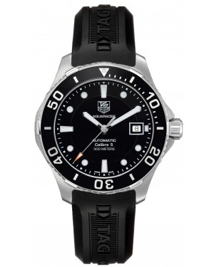 Exact Replica Tag Heuer Aquaracer 300M Caliber 5 Black Dial WAN2110.FT6027 Watch