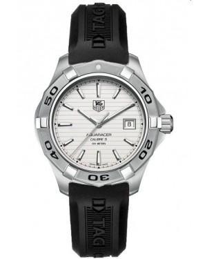Exact Replica Tag Heuer Aquaracer 300M Caliber 5 Steel Black Dial WAP2011.FT6027 Watch