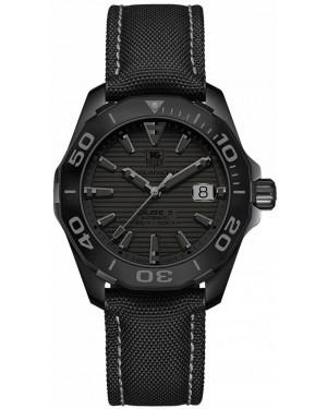 Exact Replica Tag Heuer Aquaracer 300M Calibre 5 Black Phantom WAY218B.FC6364 Watch