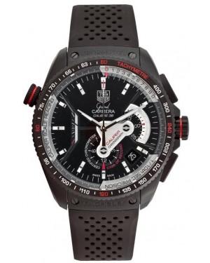 Exact Replica TAG Heuer Grand Carrera Calibre 36 Chronograph CAV5185.FT6020 Watch