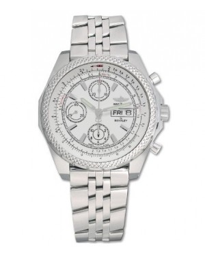 Replica Breitling Bentley GT II Stainless Steel Automatic Chronograph A1336512/A736