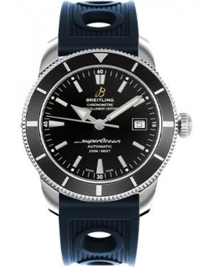 Exact Replica Breitling Superocean Heritage 42 Blue Ocean Racer Strap A1732124/BA61 Watch