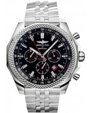 Replica Breitling Bentley Barnato Racing Black Dial Chronograph A2536824/BB11
