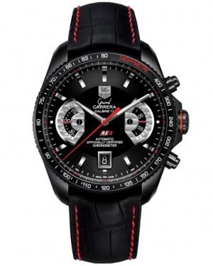 Replica TAG Heuer Grand Carrera Chronograph Calibre 17 RS2 Titanium Automatic CAV518B.FC6237