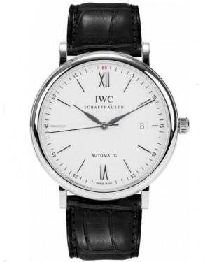 Replica IWC Portofino Automatic Silver Dial IW356501