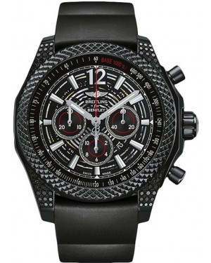 Replica Breitling Bentley Barnato 42 Midnight Carbon Chronograph M41390AN/BC83