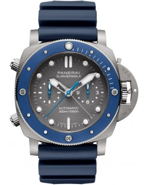 Replica Panerai Luminor Submersible Chrono Guillaume Nery Edition PAM00982