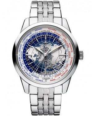 Replica Jaeger-LeCoultre Geophysic Universal Time Q8108120 Steel