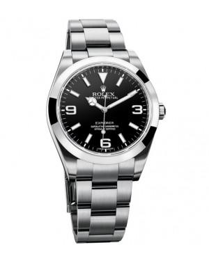 Replica Rolex Explorer 39mm Steel 214270 Watch 2016
