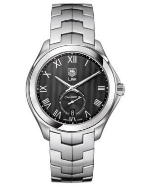 Replica Tag Heuer Link Calibre 6 Automatic Roman Numerals Dial Watch WAT2114.BA0950