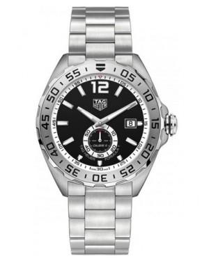 Replica Tag Heuer Formula 1 Calibre 6 Automatic Steel Black Dial Chronograph WAZ2012.BA0842