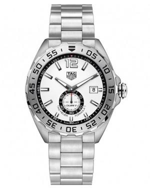 Replica Tag Heuer Formula 1 Calibre 6 Automatic Steel White Dial Chronograph WAZ2013.BA0842