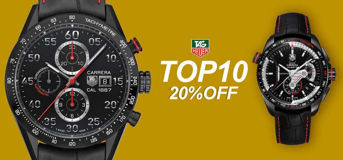 Top 10 Tag Heuer Watches